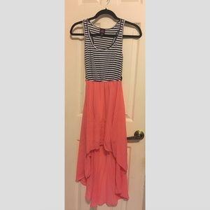 2b bebe High Low Dress